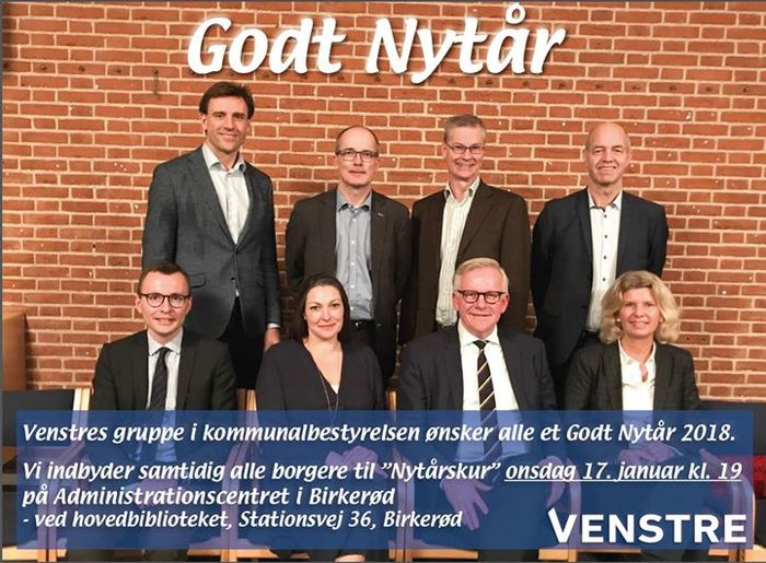 Venstre i Rudersdal's cover photo